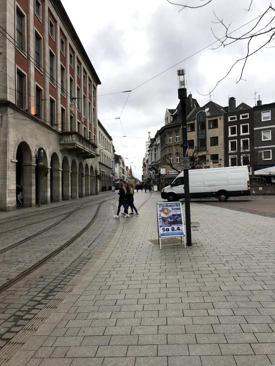 Downtown Neuss